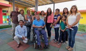visita a jardin Arturo Prat