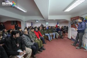 Gobernación expone sobre Seguridad Pública