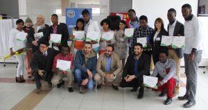 En San Vicente haitianos se capacitan en Promoción de Salud 1